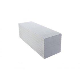 Akyto betono blokeliai ROCLITE, matmenys 600x200x250, lygūs