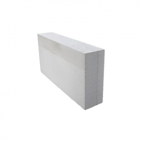 Akyto betono blokeliai ROCLITE, matmenys 600x200x120,  lygūs