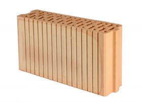 Keraminis blokelis LODE KERATERM 12, matmenys 440 x 238 x 120 mm