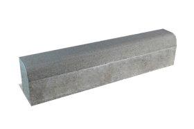 Gatvės bordiūro elementas  GB100.15.30 Matmenys 1000 x 150 x 300 mm