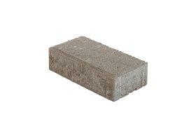 Trinkelė grindinio BRIKERS GT2-8 Pilka, Matmenys 200 x 100 x 80 mm, 1 m² - 50 vnt, UŽS