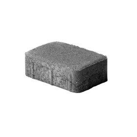 Trinkelė grindinio BRIKERS Nostal Juoda, matmenys 180 x 120 x 60 mm, UŽS