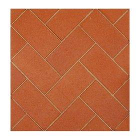 Trinkelė grindinio WIENERBERGER STT Raudona kare, matmenys 200 x 100 x 45 mm, 1 m² - 48 vnt  UŽS