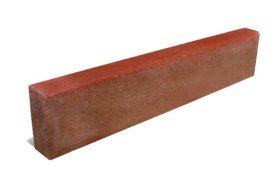 Vejos bortas BRIKERS JB1-20, spalva raudona, matmenys 1000 x 80 x 200 mm