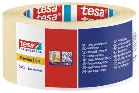 Dažymo juosta TESA, 50 mm x 50 m