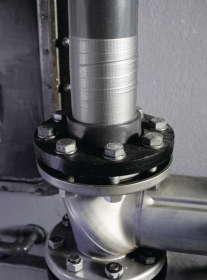 Audinio juosta TESA, ECO, 48 mm x 50 m, pilkos sp.