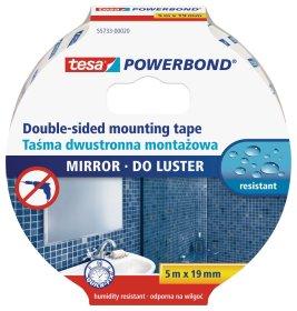 Juosta TESA, 19 mm x 5 m, veidrodžiams tvirtinti