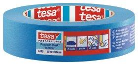 Dažymo juosta TESA PRECISION, 30 mm x 50 m, lauko darbams