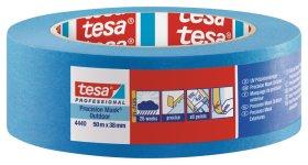 Dažymo juosta TESA PRECISION, 38 mm x 50 m, lauko darbams
