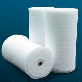 Pūsta polietileno plėvelė REGIS 10 mm storio, 1,20 x 25 m, 1 rul.-30 m2, baltos spalvos