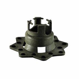 """Armatūros fiksatorius - """"grybas""""  25 - 30 mm, d < 16 mm, 50 vnt. Skirtas minkštam pagrindui (smėlis, putų pol."""