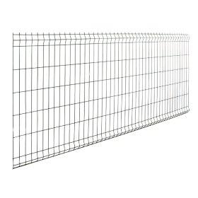 Tvoros segmentas HERVIN GARDEN A611170018 tamsiai pilkas, akutė 200 x 50 mm, 2,50 x 1,20 m.
