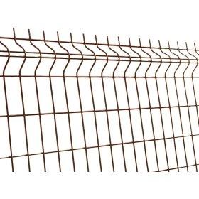 Tvoros segmentas HERVIN GARDEN  rudas, akutė 200 x 50 mm, 2,50 x 1,03 m.