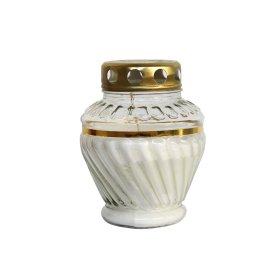 Kapų žvakė S61, degimo laikas iki 54 val.