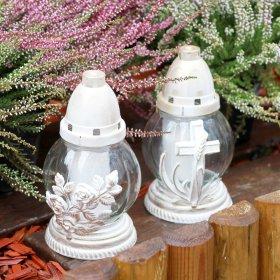 Kapų žvakė EP152, degimo laikas apie 26 val, 200x100 mm