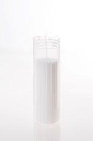 Žvakės įdėklas, 55/180 (parafinas)