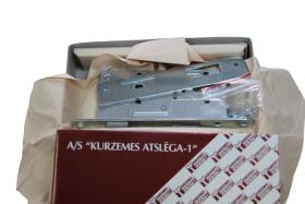 Įleidžiama spyna KURZEMES ZV45 406Z-35802/c