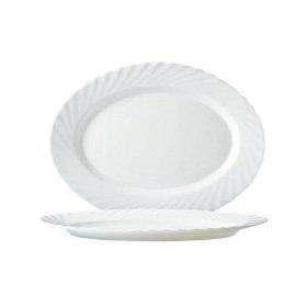 Lėkštė TRIANON, ovali, 35cm, N