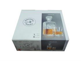 Rinkinys viskiui SELECTA