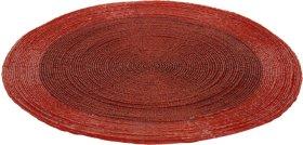 Stalo padėkliukas, raudonos sp., 35 cm.