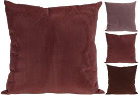 Aksominė pagalvėlė, 45 x 45 cm.
