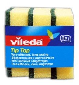 Kempinėlės VILEDA TIP TOP, 3 vnt.