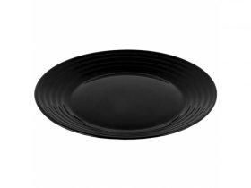 Lėkštė HARENA BLACK, 19cm
