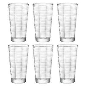 Stiklinės BORMIOLI CUBE