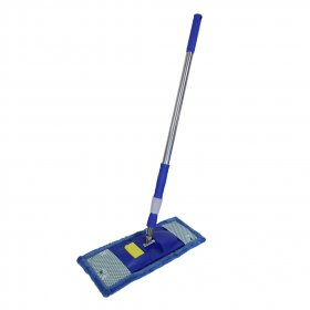 Šepetys grindims su mikropluošto pašluoste HY0128