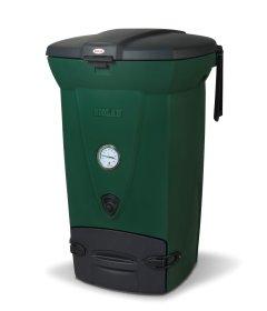 Kompostinė BIOLAN ECO 220, 73 x115x 80 cm, žalios spalvos, talpa 220l