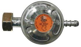 Dujinis reduktorius  14-0-0-003 Didžiausias slėgis 30 mbar, skirtas iki 50 kg balionui