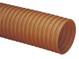 PVC drenažo vamzdis WAVIN d80/92 be filtro