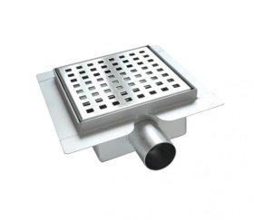 Metalinis dušo latakas BIELBET 150x150mm Piksel