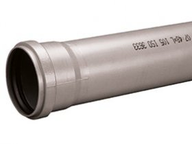 Vamzdis WAVIN OPTIMA PVC 40/1,8/250