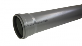 Vamzdis WAVIN OPTIMA PVC 110/3,2/2000