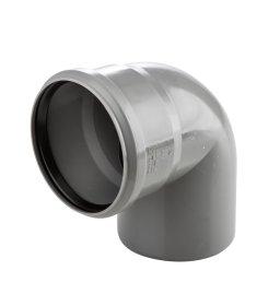 Alkūnė WAVIN OPTIMA PVC d40/90 216010501