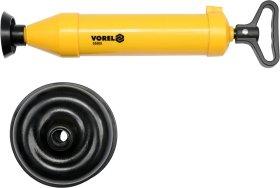 Aukšto spaudimo, kanalizacijos, kriauklės valymo pompa VOREL Y x 55505 D - 65; 155 mm
