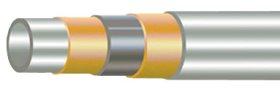 Vamzdis, daugiasluoksnis AQUATHERM PEX AL PEX, d20x2mm