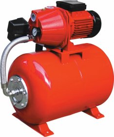 Vandens tiekimo sistema MASTER PUMPS MPXA10MRCALL/50 įsiurbimo gylis 6 m, našumas 60 l/min, galia 1100 W, talpa 50 l
