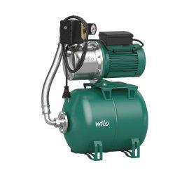 Vandens tiekimo sistema WILO HWJ 203 X EM 25BG Įsiurbimo gylis 8 m, kėlimo aukštis 42 m, našumas 83 l/min, galia 750 W, 2549380