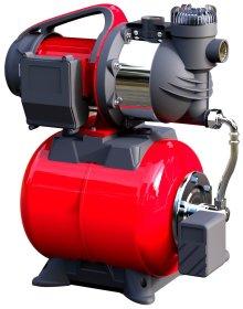 Vandens tiekimo sistema MASTER PUMPS MPXI1102ALL Įsiurbimo gylis 8 m, kėlimo aukštis 48 m, našumas 80 l/min, galia 1300 W