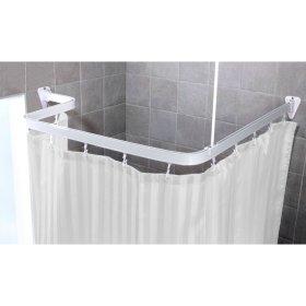 Vonios karnizas DUSCHY FLEX 688-10