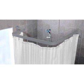 Vonios karnizas DUSCHY FLEX 688-19