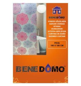 Vonios užuolaida BENE DOMO
