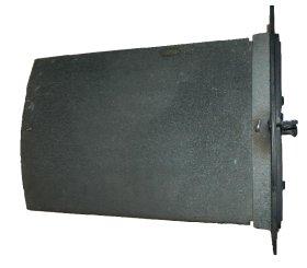 Orkaitė-šildytyvas 310 x 365 x 480  ketaus
