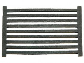Grotelės 330 x 210  172101, Nr. 7, ketaus