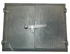 Krosnies durelės 330 x 480 DUONA ketaus