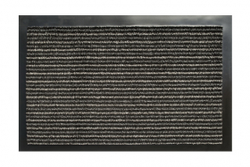 Kilimėlis EQUATEUR LINES, 40 x 60 cm, įv.spalvų, 100% PP, PVC pagrindas, 829-200