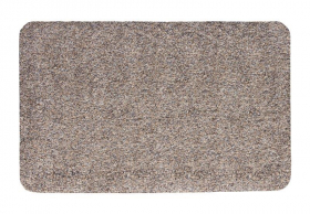 Kilimėlis FU Samson, 50 x 80 cm, juodos spalvos, ST