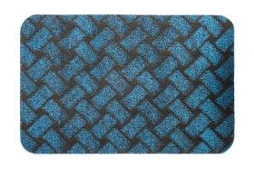 Kilimėlis RICCO VENNESIA, 38 x 57 cm,  100% poliesteris ant lateksinio sluoksnio, 888-001
